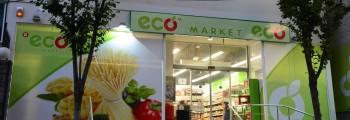 Eco Market te Rruga Fortuzi