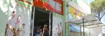 Eco Market te Gjiri i Lalzit