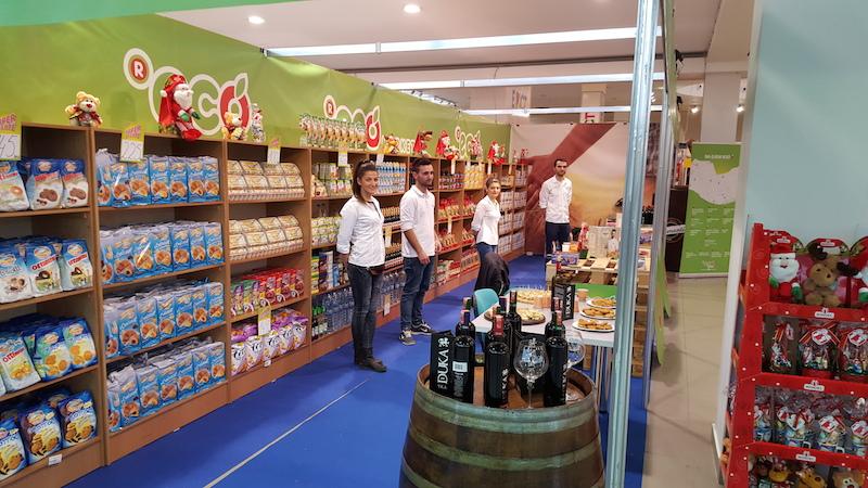"""Eco Market merr pjesë në panairin """"Mediterran Food & Drink Festival"""""""
