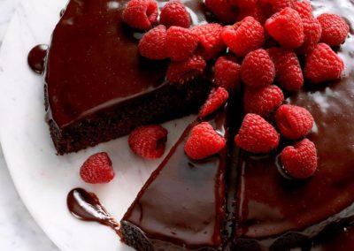 Tortë me Çokollatë