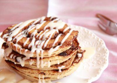 Pancake me kanellë