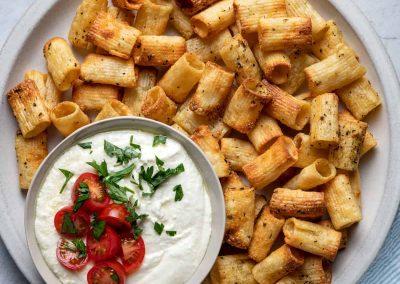 Pasta Chips