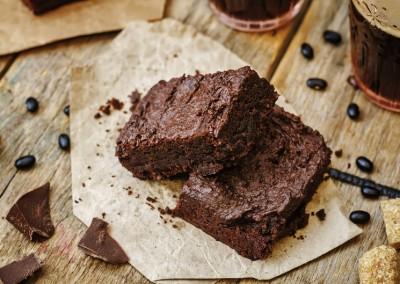 Brownie me çokollatë